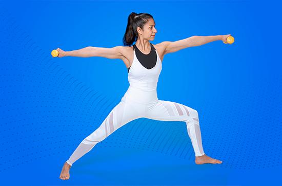 House yoga